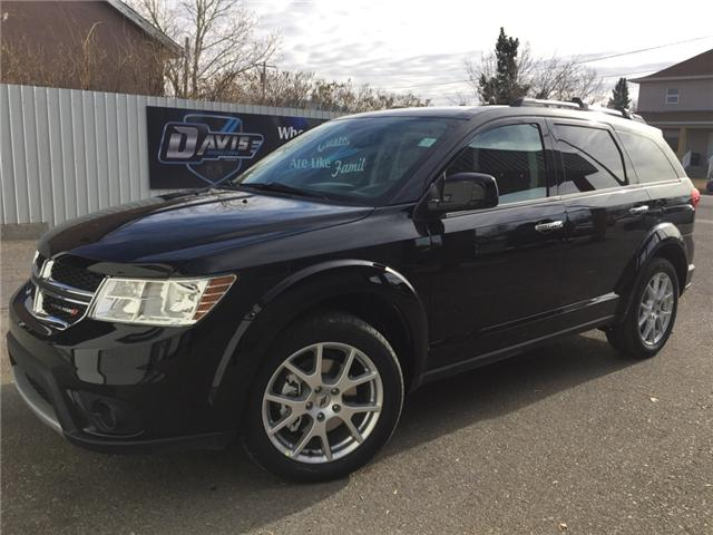 2018 Dodge Journey GT (Stk: 11650) in Fort Macleod - Image 1 of 23