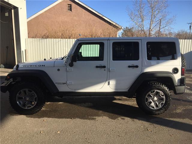 2018 Jeep Wrangler JK Unlimited Rubicon (Stk: 11955) in Fort Macleod - Image 2 of 21