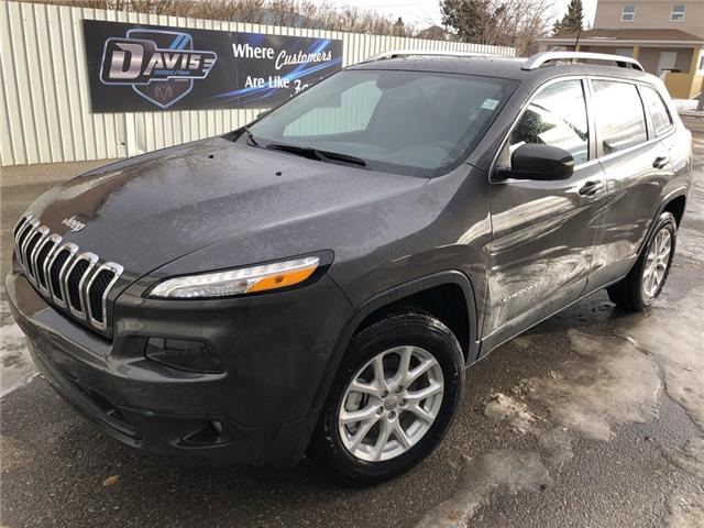 2018 Jeep Cherokee North (Stk: 12207) in Fort Macleod - Image 1 of 19
