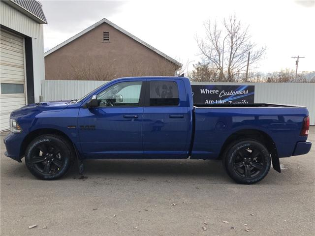 2018 RAM 1500 Sport (Stk: 12712) in Fort Macleod - Image 2 of 22