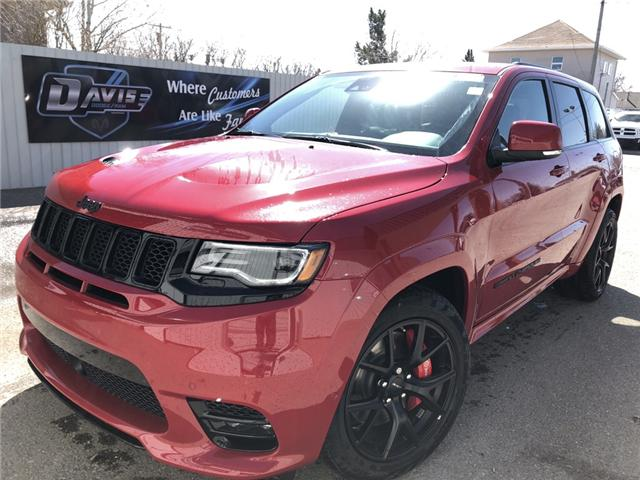 2018 Jeep Grand Cherokee SRT (Stk: 12884) in Fort Macleod - Image 1 of 23