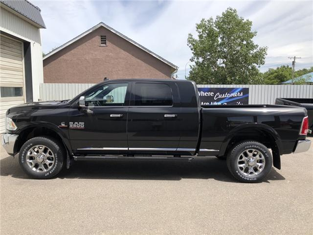 2018 RAM 3500 Longhorn (Stk: 13170) in Fort Macleod - Image 2 of 24