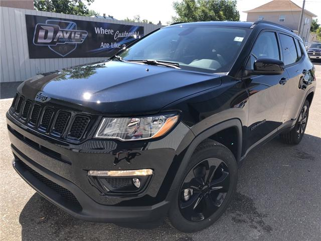 2018 Jeep Compass North (Stk: 13316) in Fort Macleod - Image 1 of 19