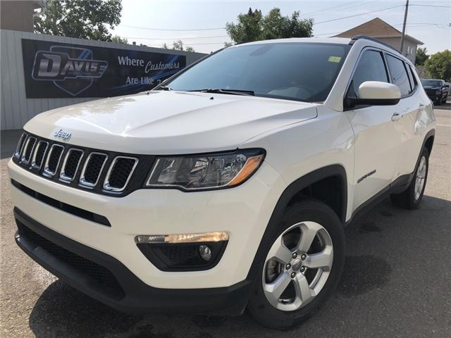 2018 Jeep Compass North (Stk: 13396) in Fort Macleod - Image 1 of 19