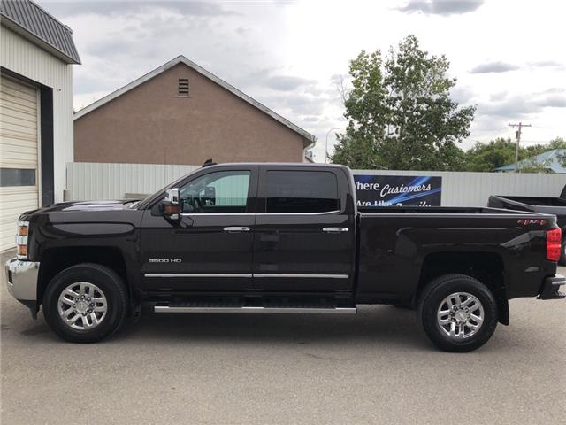 2018 Chevrolet Silverado 3500HD LTZ (Stk: 13419) in Fort Macleod - Image 2 of 21