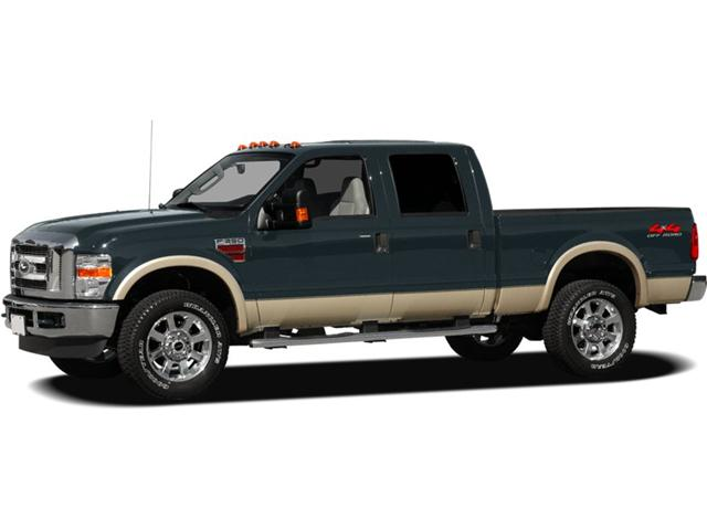 2008 Ford F-350 Lariat (Stk: 10504) in Fort Macleod - Image 1 of 1