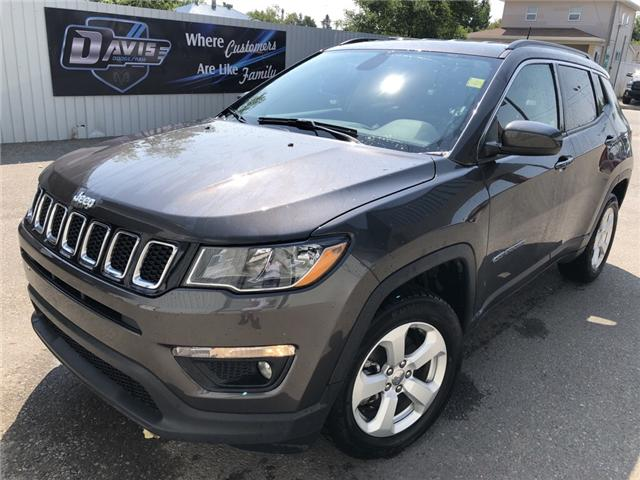 2018 Jeep Compass North (Stk: 13397) in Fort Macleod - Image 1 of 18