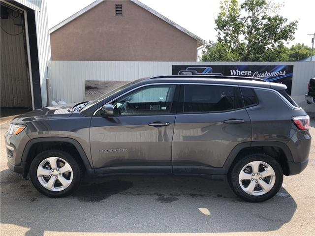 2018 Jeep Compass North (Stk: 13397) in Fort Macleod - Image 2 of 18