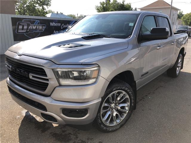 2019 RAM 1500 Sport (Stk: 13567) in Fort Macleod - Image 1 of 22