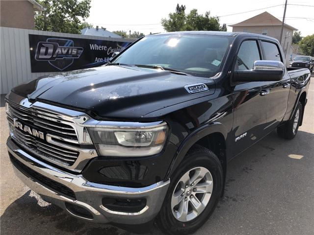2019 RAM 1500 Laramie (Stk: 13564) in Fort Macleod - Image 1 of 20
