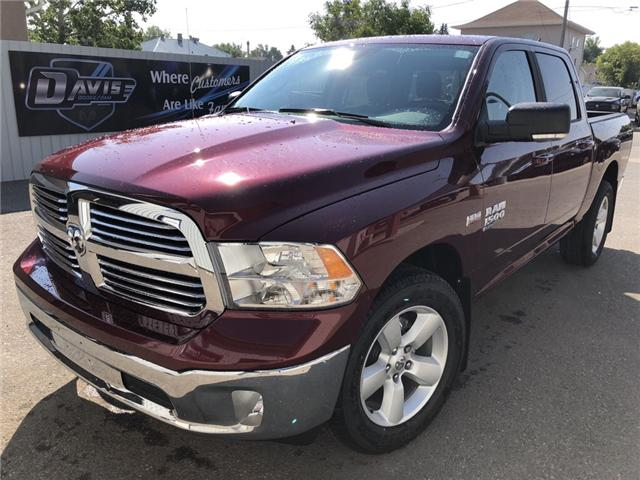 2019 RAM 1500 Classic SLT (Stk: 13608) in Fort Macleod - Image 1 of 19