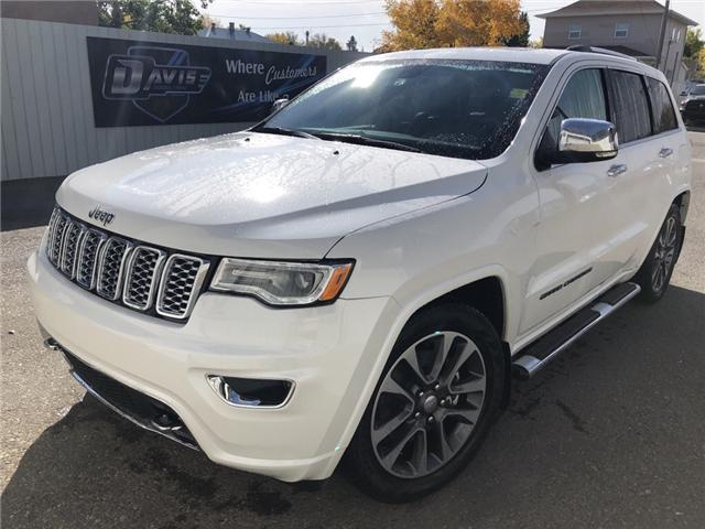 2017 Jeep Grand Cherokee Overland (Stk: 9825) in Fort Macleod - Image 1 of 25