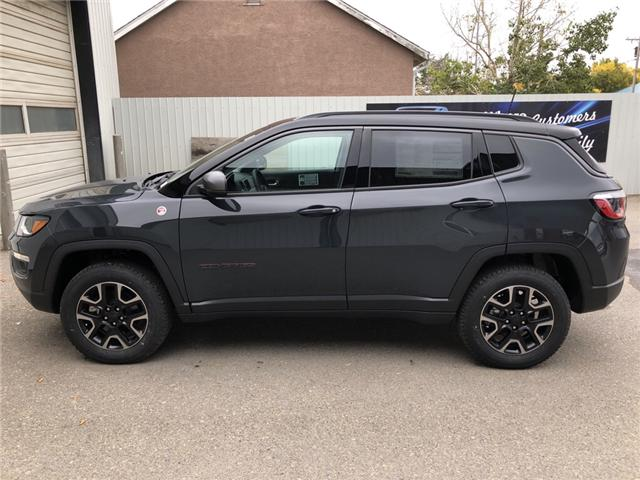 2018 Jeep Compass Trailhawk (Stk: 13727) in Fort Macleod - Image 2 of 24