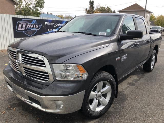 2019 RAM 1500 Classic SLT (Stk: 13794) in Fort Macleod - Image 1 of 18