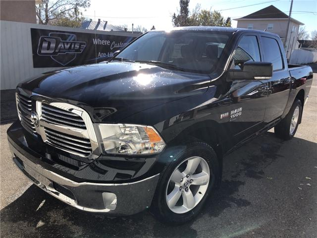2019 RAM 1500 Classic SLT (Stk: 13865) in Fort Macleod - Image 1 of 17