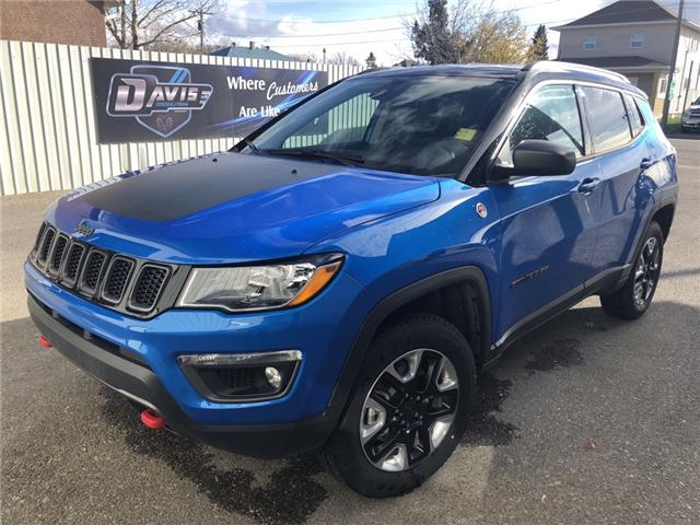 2018 Jeep Compass Trailhawk (Stk: 13946) in Fort Macleod - Image 1 of 22