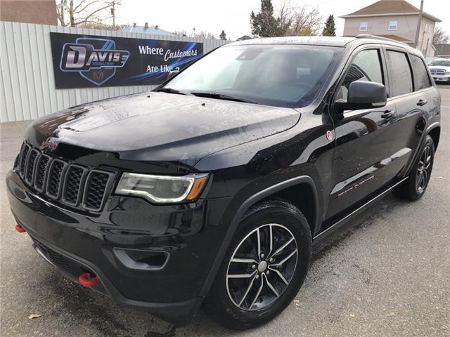 2017 Jeep Grand Cherokee Trailhawk (Stk: 13972) in Fort Macleod - Image 1 of 23