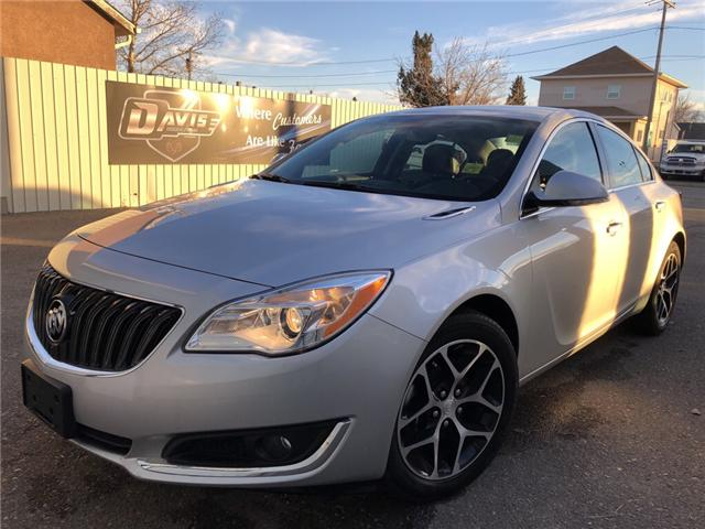 2017 Buick Regal Sport Touring (Stk: 14011) in Fort Macleod - Image 1 of 19
