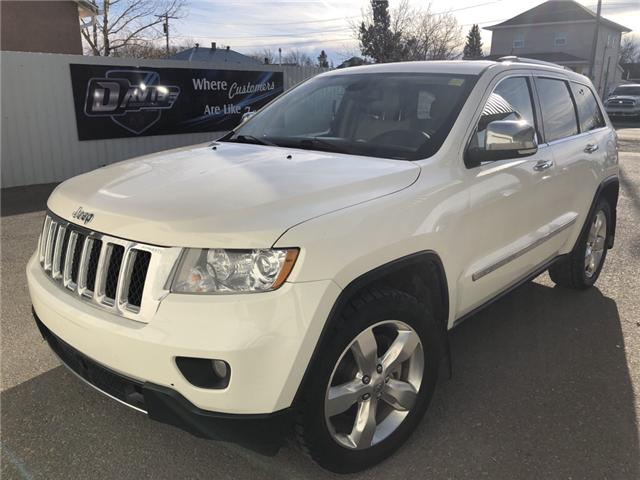 2012 Jeep Grand Cherokee Overland (Stk: 14131) in Fort Macleod - Image 1 of 24