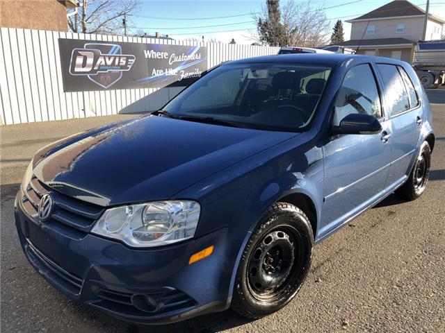 2008 Volkswagen City Golf 2.0L (Stk: 14043) in Fort Macleod - Image 1 of 16