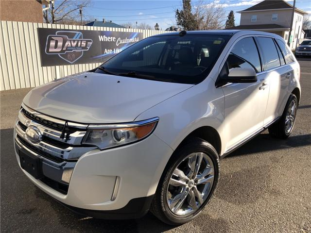 2013 Ford Edge Limited (Stk: 14150) in Fort Macleod - Image 1 of 22