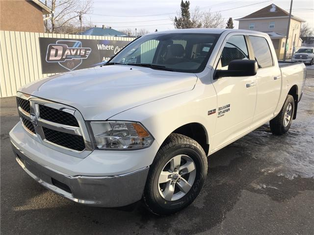 2019 RAM 1500 Classic SLT (Stk: 14196) in Fort Macleod - Image 1 of 19