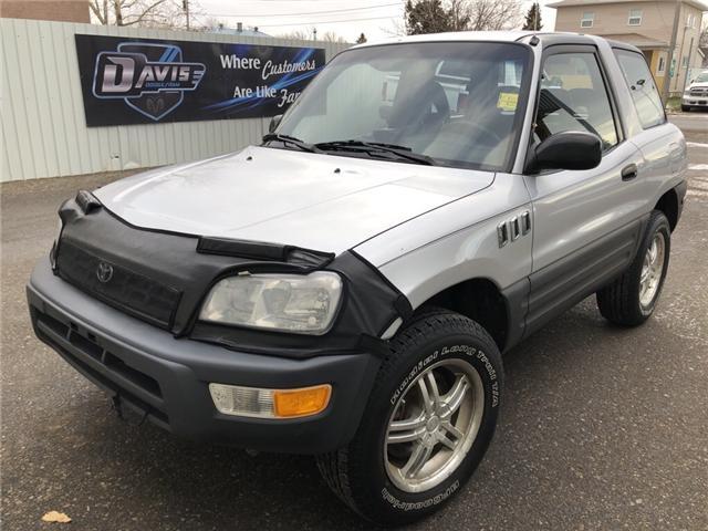 1998 Toyota RAV4 Base (Stk: 14216) in Fort Macleod - Image 1 of 14
