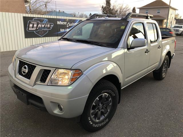 2018 Nissan Frontier PRO-4X (Stk: 14206) in Fort Macleod - Image 1 of 18