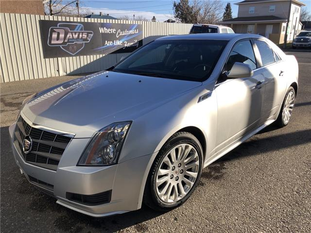 2011 Cadillac CTS 3.0L Base (Stk: 11675) in Fort Macleod - Image 1 of 20