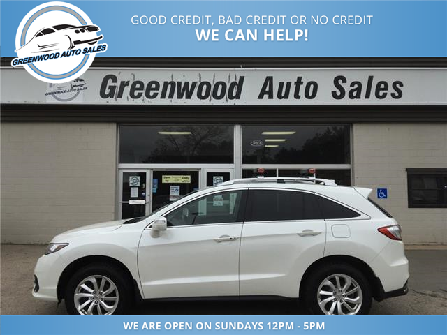 2018 Acura RDX Tech (Stk: 18-03443) in Greenwood - Image 1 of 21