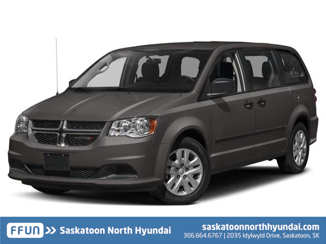 2016 Dodge Grand Caravan Crew (Stk: 50365A) in Saskatoon - Image 1 of 9