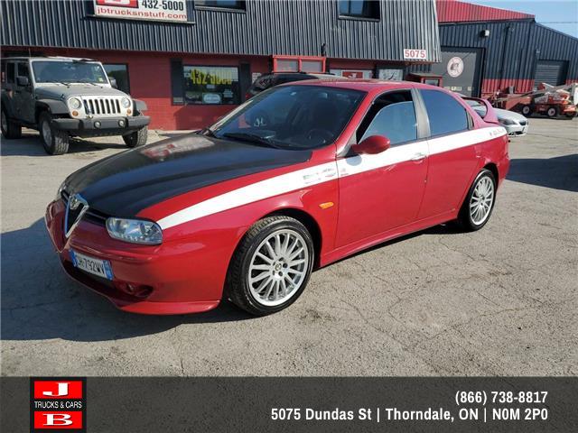 2002 Alfa Romeo 156 JTS