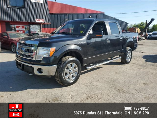 2014 Ford F-150 XLT (Stk: 6761) in Thordale - Image 1 of 9