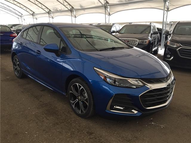 2019 Chevrolet Cruze LT (Stk: 170325) in AIRDRIE - Image 1 of 24