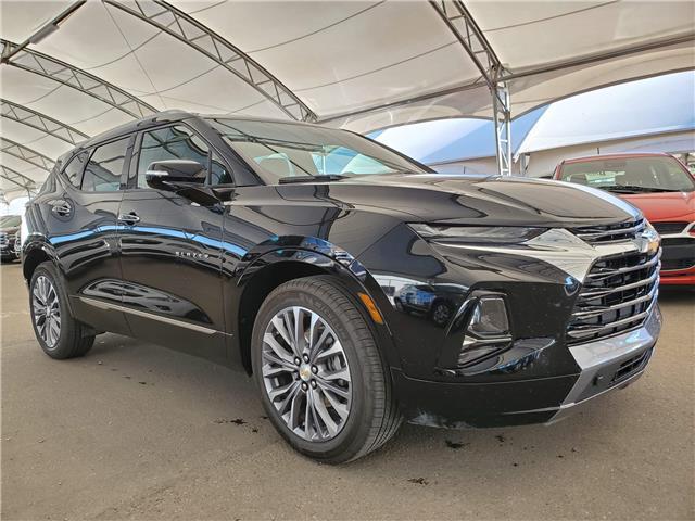 2020 Chevrolet Blazer Premier (Stk: 180073) in AIRDRIE - Image 1 of 36