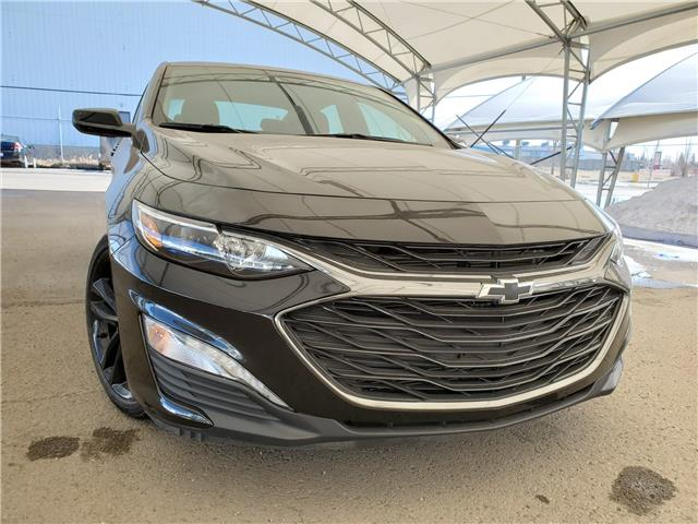 2021 Chevrolet Malibu LT (Stk: 186575) in AIRDRIE - Image 1 of 25