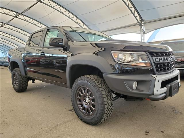 2021 Chevrolet Colorado ZR2 (Stk: 185374) in AIRDRIE - Image 1 of 28
