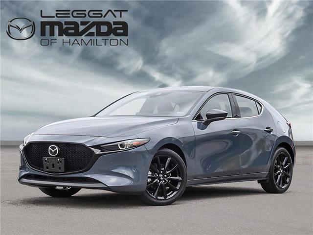 2021 Mazda Mazda3 Sport GT w/Turbo (Stk: HN3029) in Hamilton - Image 1 of 11