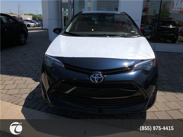 2018 Toyota Corolla LE (Stk: M180877) in Mississauga - Image 2 of 5