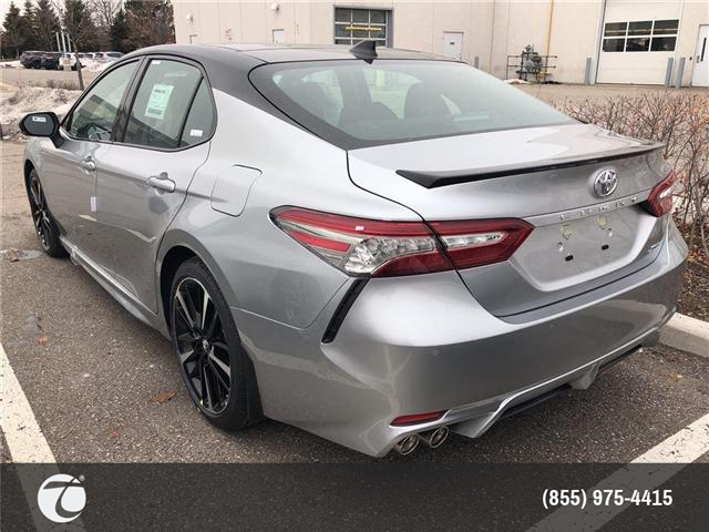 2018 Toyota Camry XSE V6 (Stk: M180436) in Mississauga - Image 4 of 5