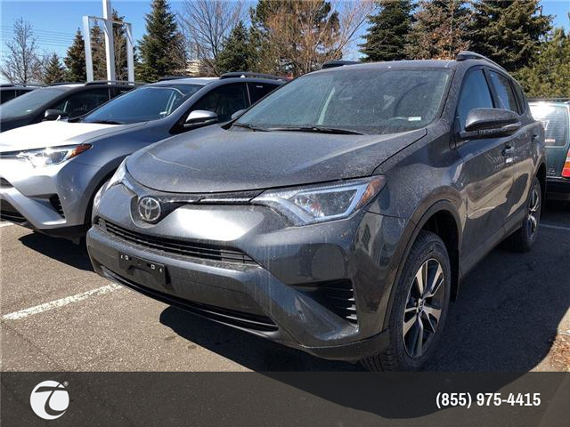 2018 Toyota RAV4 LE (Stk: M180551) in Mississauga - Image 1 of 5