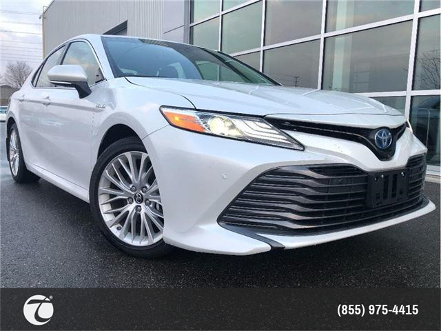 2018 Toyota Camry Hybrid XLE (Stk: M180063) in Mississauga - Image 1 of 17