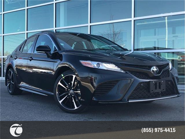 2018 Toyota Camry XSE (Stk: M180695) in Mississauga - Image 1 of 6