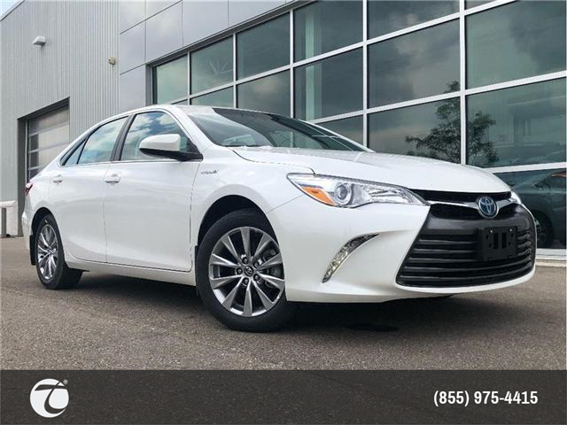 2017 Toyota Camry Hybrid XLE!! 2017 CLEAROUT !! (Stk: 31347) in Mississauga - Image 1 of 17