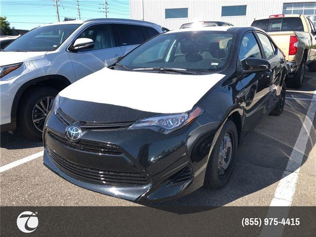 2019 Toyota Corolla LE (Stk: M190005) in Mississauga - Image 1 of 5