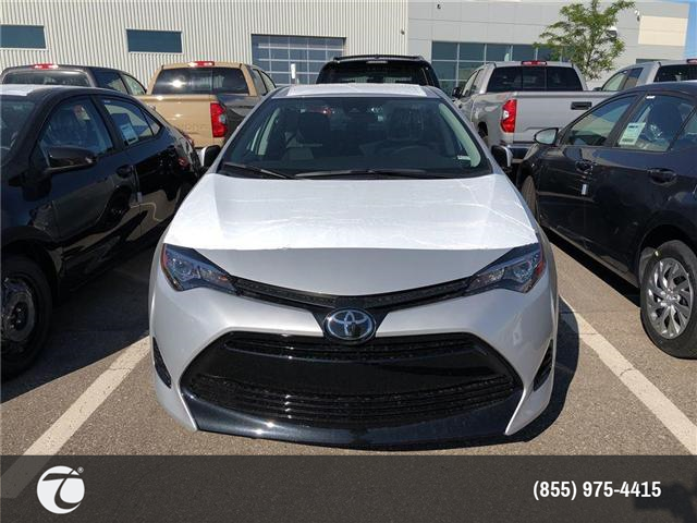 2019 Toyota Corolla LE (Stk: M190001) in Mississauga - Image 2 of 5