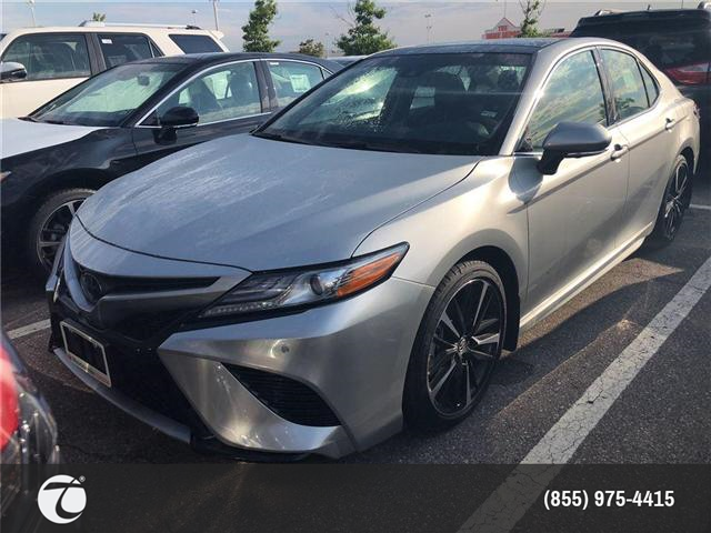 2018 Toyota Camry XSE V6 (Stk: M180154) in Mississauga - Image 1 of 5
