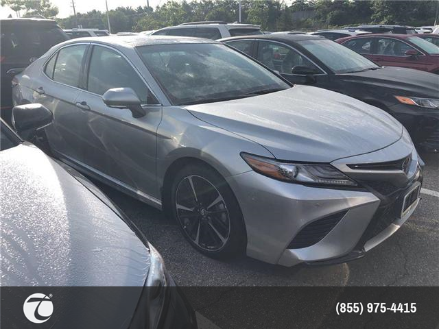2018 Toyota Camry XSE V6 (Stk: M180154) in Mississauga - Image 2 of 5