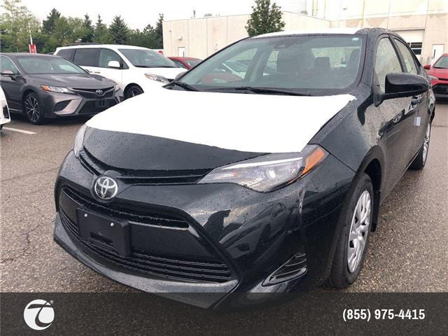 2019 Toyota Corolla LE (Stk: M190029) in Mississauga - Image 1 of 5