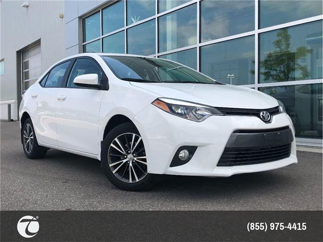 2016 Toyota Corolla LE UPGRADE!! JUST TRADED IN !! (Stk: M181250A) in Mississauga - Image 1 of 16